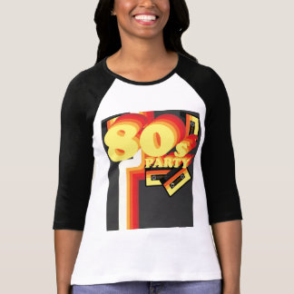 80er Party T-Shirt