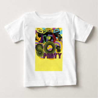 80er Party Tshirts