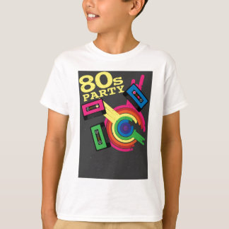 80er-Party Tshirts
