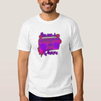 80er-Rap ANGESAGTES HOPFENShirt Tshirt