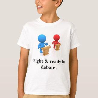 8. Geburtstagst-shirts für Kinder T-Shirt
