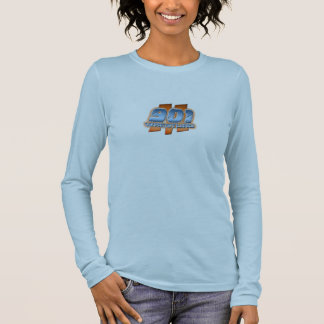901 Wrestling-Damen-lange Hülse Langarm T-Shirt