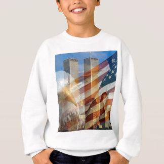 911 Adlerflaggentürme Sweatshirt