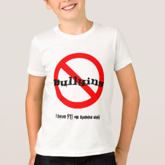 911 ist auf Geschwindigkeits-Skala T-Shirt