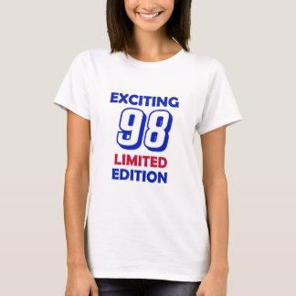 98 Geburtstags-Entwurf T-Shirt