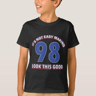 98. Geburtstagsentwürfe T-Shirt