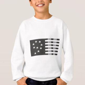 9-11 Gedenklogo Schwarzweiss Sweatshirt