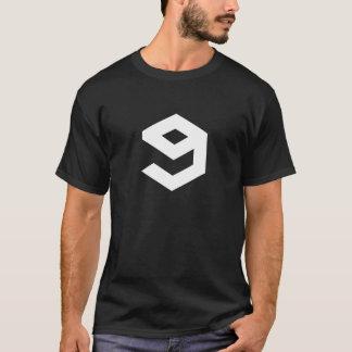 9gag (Schwarzes) T-Shirt