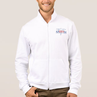 AAHIVM Zippered Fleece-Rüttler Jacke