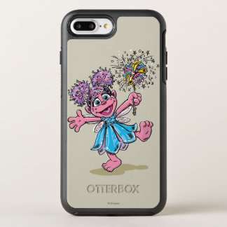 Abby Cadabby Retro Kunst OtterBox Symmetry iPhone 7 Plus Hülle