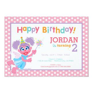 Abby Geburtstag Karte