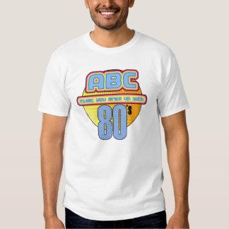 ABC-80er Shirt
