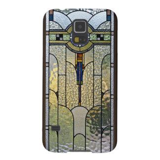 Abdeckung der Kunst-Deko-beflecktes Hülle Fürs Galaxy S5