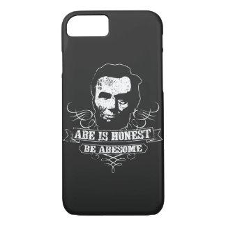 Abe ist ist Abesome ehrlich iPhone 8/7 Hülle