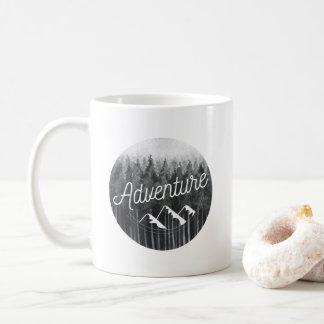 Abenteuer-Holz Kaffeetasse