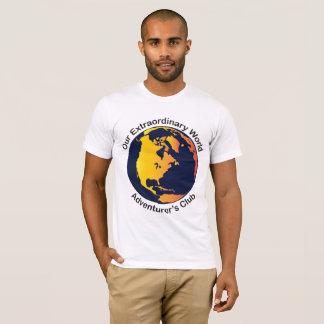 Abenteurer-Verein T-Shirt