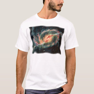 Abgehaltener Spiralarm T-Shirt
