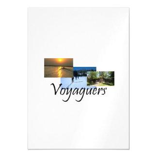 ABH Voyageurs Magnetische Karte
