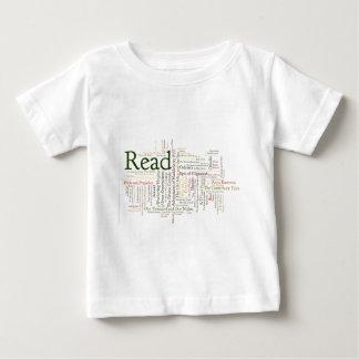 Ablesen von 100 besten Büchern alles time9.png Baby T-shirt