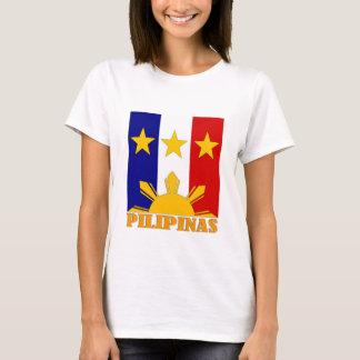 ABPinoy_pilipinas Flagge mod1 T-Shirt