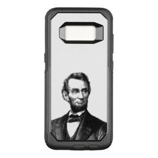 """Abraham Lincoln 1865 """"der große Befreier """" OtterBox Commuter Samsung Galaxy S8 Hülle"""