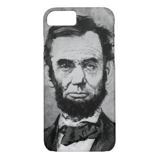 Abraham Lincoln iPhone 7 Fall durch Matthew iPhone 8/7 Hülle