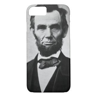 Abraham Lincoln-Porträt iPhone 8/7 Hülle