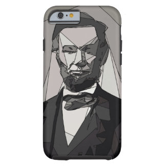 Abraham Lincoln Tough iPhone 6 Hülle