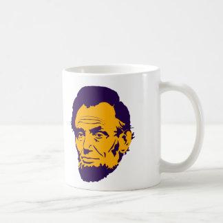 Abraham- LincolnPop-Kunst-Tasse Tasse