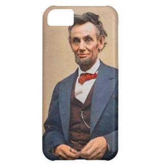 Abraham Lincolon iPhone 5C Hülle
