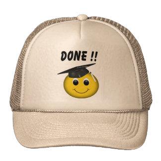Abschluss-Hut Caps