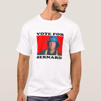 Abstimmung für Bernard T-Stück T-Shirt