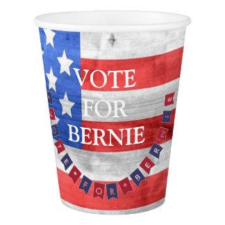 Abstimmung für pappbecher
