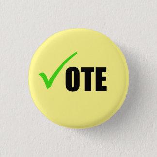Abstimmungsknopf