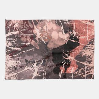 Abstract II Handtuch