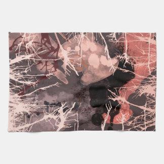Abstract II Handtücher
