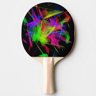 Abstractium Klingeln Pong Paddel Tischtennis Schläger