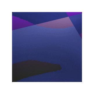 abstrakt gespannte galerie drucke
