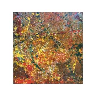 Abstrakt Gespannte Galeriedrucke