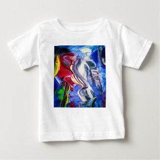 Abstrakt in Perfektion Baby T-shirt