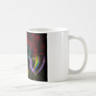 Abstrakt in Perfektion Pop Art Tasse