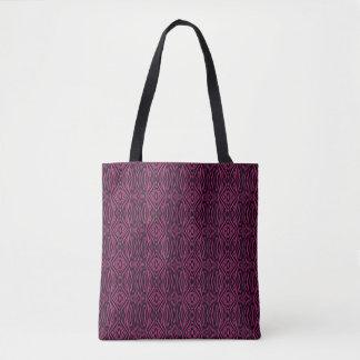 abstrakte Entwurfs-Taschentasche