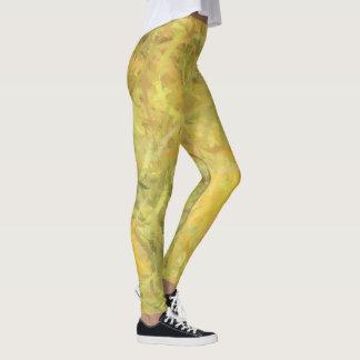 Abstrakte Farbkunst #15 Leggings