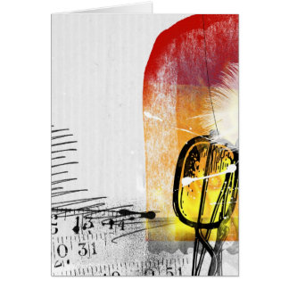 abstrakte Kunst 62 Karte