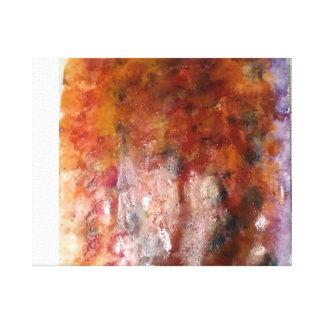 Abstrakte Kunst Leinwand Druck