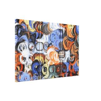 Abstrakte Kunst-Malerei Leinwanddruck
