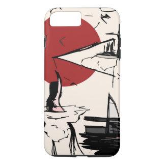 Abstrakte Malerei, Iphone Fall iPhone 8 Plus/7 Plus Hülle