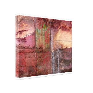 abstrakte Malerei Leinwanddruck