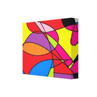 abstrakte Malerei Leinwanddrucke