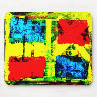 Abstrakte Malerei Mauspad